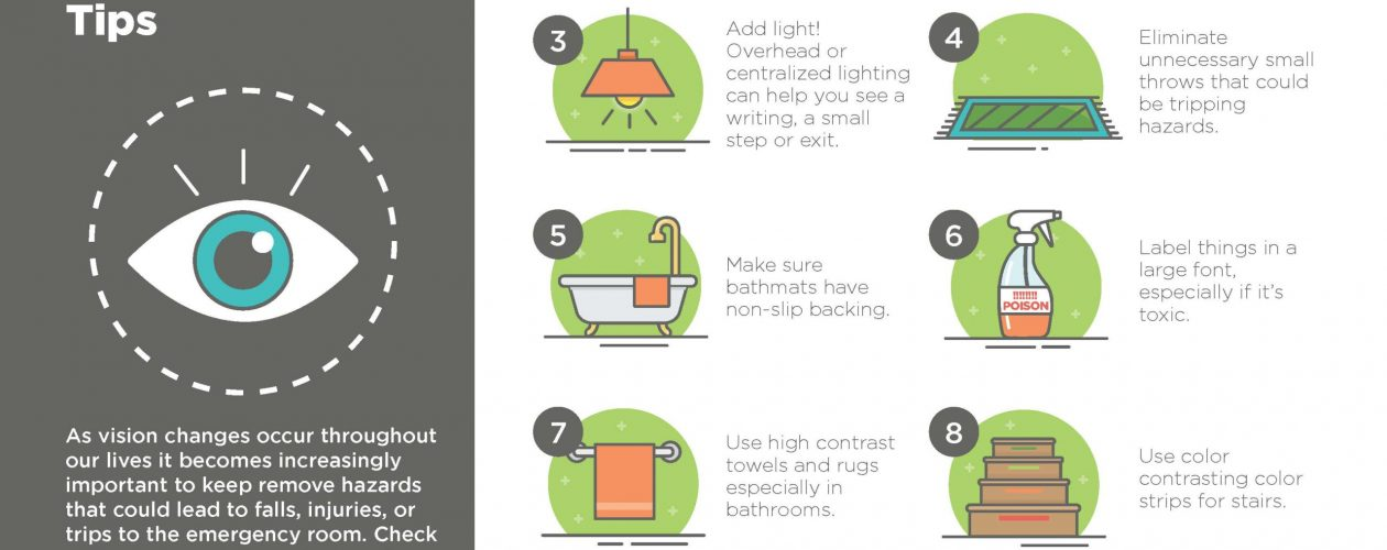 Low-Vision Home Safety Tips