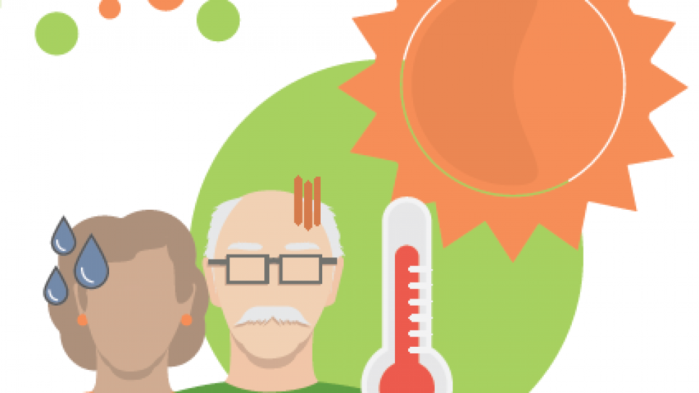 5 Tips for Seniors to Beat the Heat